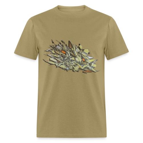 Pensil One - Design for New York Graffiti Color Logo - Men's T-Shirt