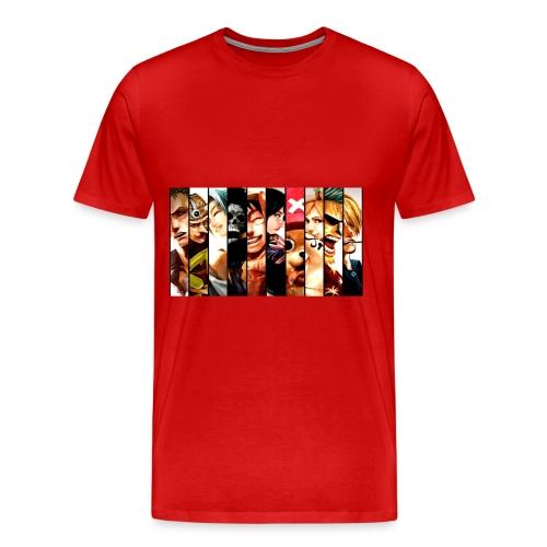 One Piece Team Men's T-Shirt - Men's Premium T-Shirt