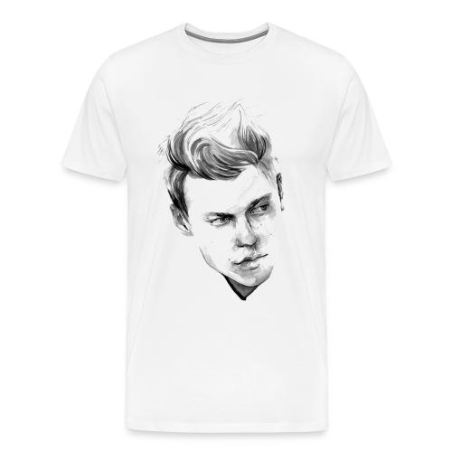 Watching You Men's T-Shirt - Men's Premium T-Shirt