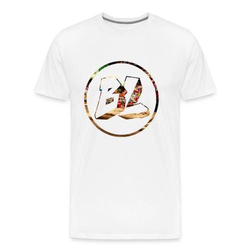 Male Badladz logo, large - Men's Premium T-Shirt