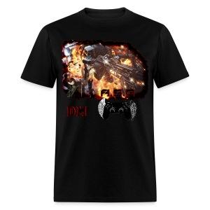 Burning Dm A.S.G. T-shirt - Men's T-Shirt