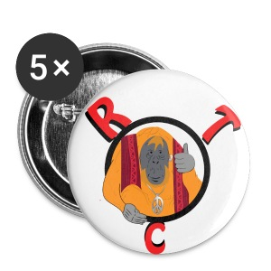 Official RTC Fan Button  - Large Buttons