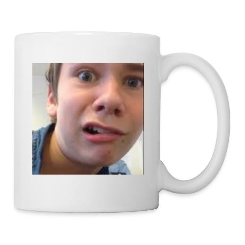 Jonas Dinsen Mug : white - Coffee/Tea Mug