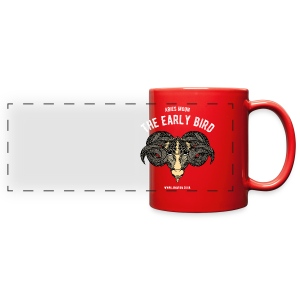 Aries Moon Full Color Panoramic Mug - Full Color Panoramic Mug