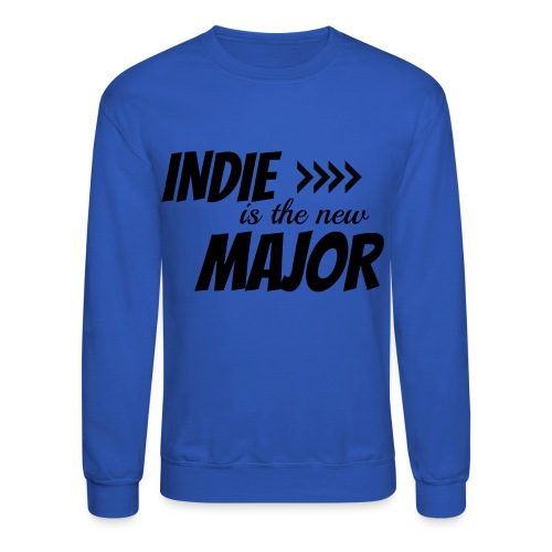 New Major Unisex  - Crewneck Sweatshirt