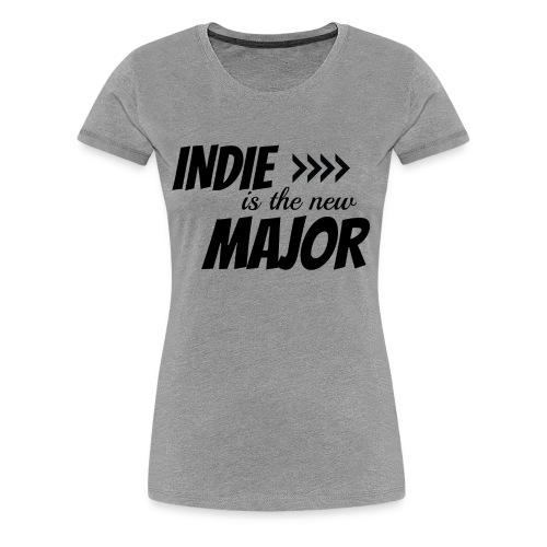 New Major - Women's Premium T-Shirt