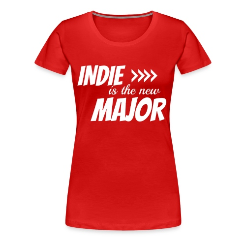 New Major - Women's Premium T-Shirt