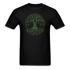 Friend of the Elves (Yawë in the Trees) T-Shirt (Unisex) - Men's T-Shirt