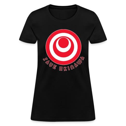 Save Okinawa -- WOMENʻS T-Shirt - Women's T-Shirt