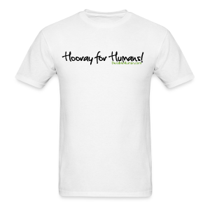 Hooray For Humans Classic T - Men's T-Shirt