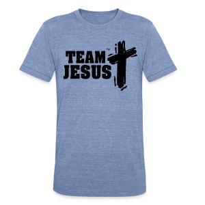 team jesus - Unisex Tri-Blend T-Shirt