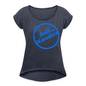 Womens Dank Shirt - Women's Roll Cuff T-Shirt