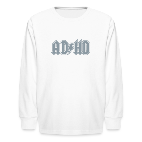 ADHD ACDC Logo Attention Deficit Disorder Humor