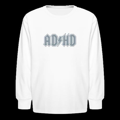 ADHD ACDC Logo. Funny ADD Awareness
