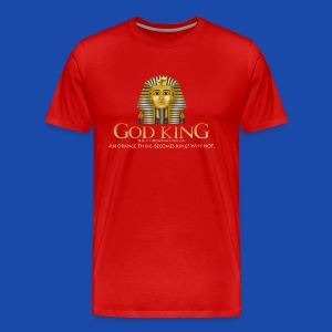 God King The Musical - Men's Premium T-Shirt