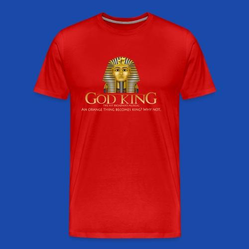 God King The Musical - Men's Premium T-Shirt