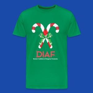 A DIAF Christmas - Men's Premium T-Shirt