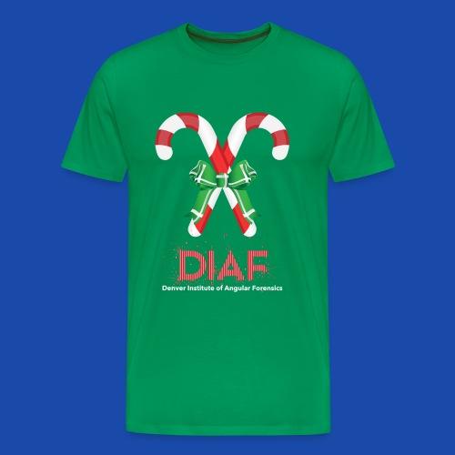 A DIAF Christmas - Men's Premium T-Shirt