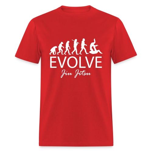 Evolve Jiu Jitsu Shirt (W) - Men's T-Shirt