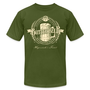 Vintage Brew - Men's T-Shirt by American Apparel