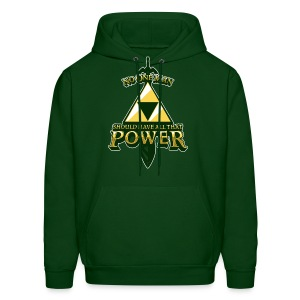 Triforce Power - Men's Hoodie