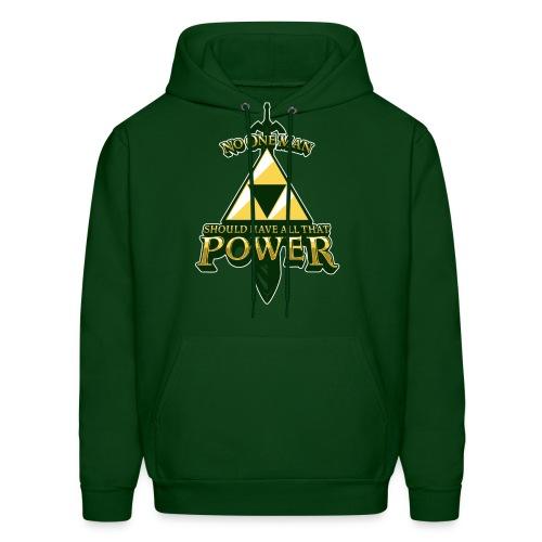 Triforce Power - Men's Hoodie