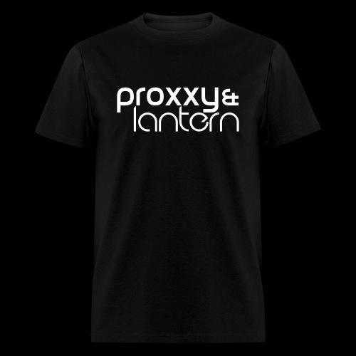 Proxxy & Lantern Standard Black T-Shirt - Men's T-Shirt