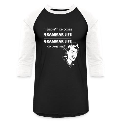 Gangsta Life Vintage - Baseball T-Shirt