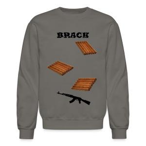 Swisher Sweatshirt (Brack) - Crewneck Sweatshirt