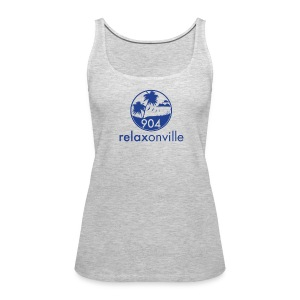 Women's Premium Tank Top  Blue Lagoon - Women's Premium Tank Top