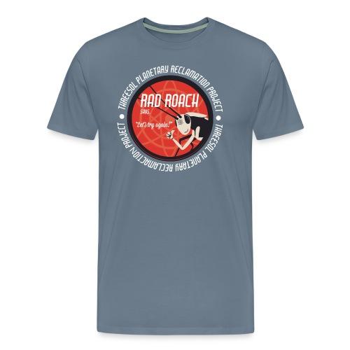 Radiation Roach Men's Tee - Men's Premium T-Shirt