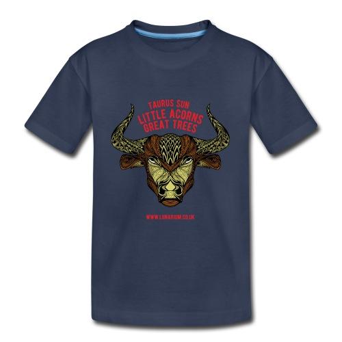 Taurus Sun Kids' Premium T-Shirt - Kids' Premium T-Shirt