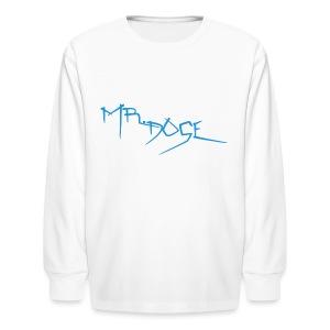 SliceThatHoodie)Doge - Kids' Long Sleeve T-Shirt