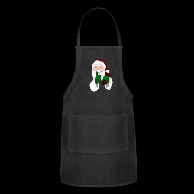 Santa Clause Apron Santa Clause Christmas Gifts