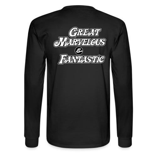 nc dpi - Men's Long Sleeve T-Shirt