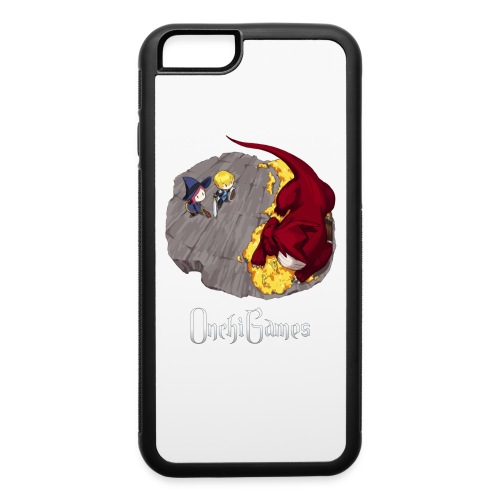 Dragon iPhone 6/6S Case - iPhone 6/6s Rubber Case