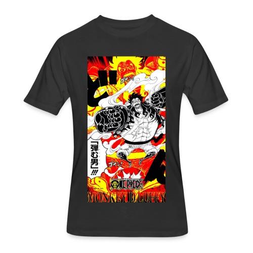 One Piece 4th Gear! - Men's 50/50 T-Shirt