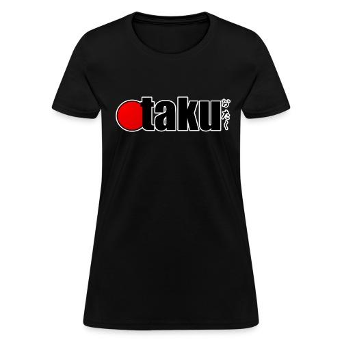 Otaku T-Shirt (Womens) - Women's T-Shirt