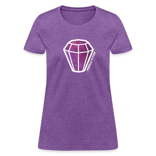 Galaxy Diamond Women's Tee - Women's T-Shirt