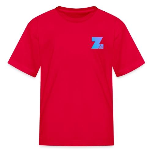 Kids' T Shirt : red - Kids' T-Shirt
