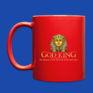 God King the Mugical - Full Color Mug