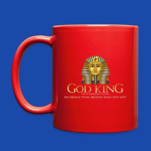 God King the Mugical - Full Color Mug