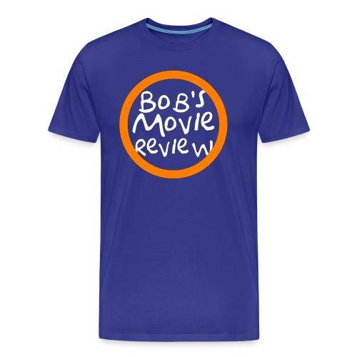 Bob's Movie Review 2017 - Men's Premium T-Shirt
