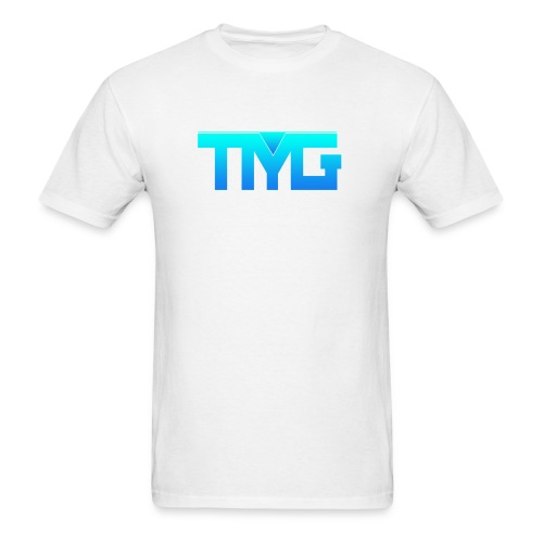 TMG Text Shirt : white - Men's T-Shirt