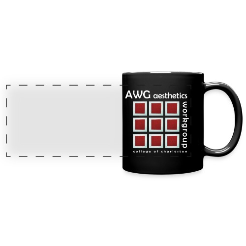 Aesthetics Workgroup CofC - Full Color Panoramic Mug