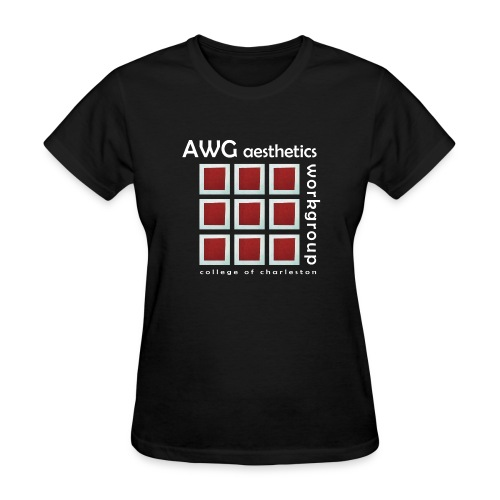 Aesthetics Workgroup CofC - Women's T-Shirt
