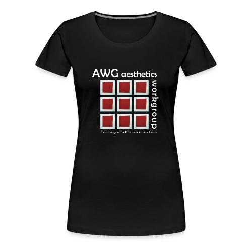 Aesthetics Workgroup CofC - Women's Premium T-Shirt