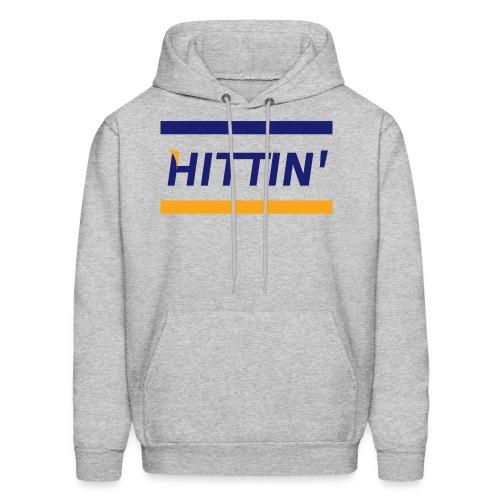 Hittin Hoodie - Men's Hoodie