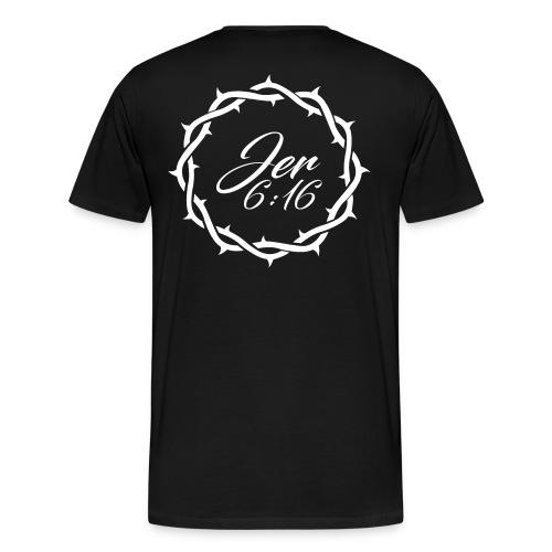 KIB (Nolan) - Men's Premium T-Shirt