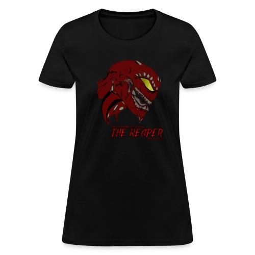 Woman's T-Shirt (THE REAPER) - Women's T-Shirt